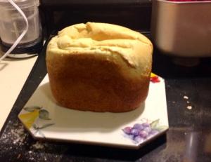 Lemon Curd Bread